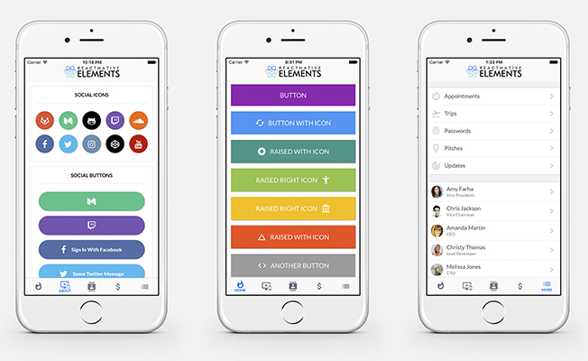 How to Build a Mobile App with React Native Components